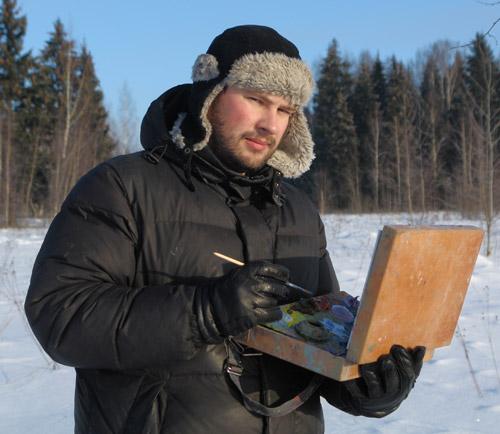 Simon Leonidovitch Kozhin, #artpeople www.artpeoplegallery.com