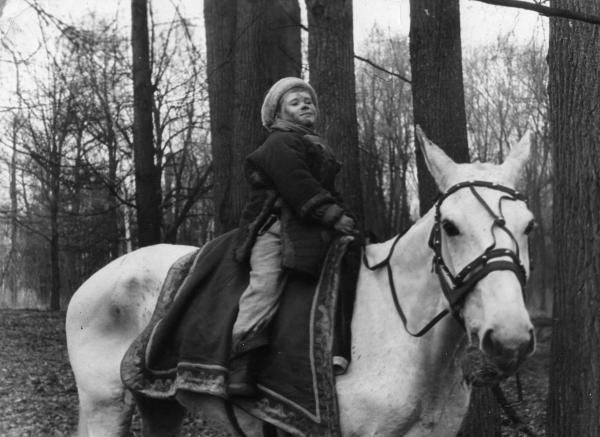 Семён Кожин. Семён Кожин в 1986 году