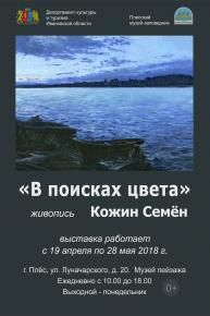 Семён Кожин. В поисках цвета