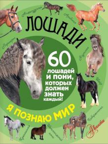 Simon Kozhin.  Horses I know the world