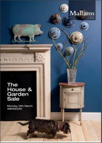 Simon Kozhin. The House and Garden by Mallams Auctioneers