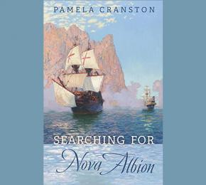 Simon Kozhin. Searching Nova Albion Pamela Cranston