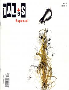 "Семён Кожин. Журнал ""Tales"". Обложка."