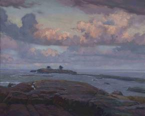 Семён Кожин. Белое море.
