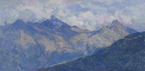 Семён Кожин. Швейцарские Альпы.