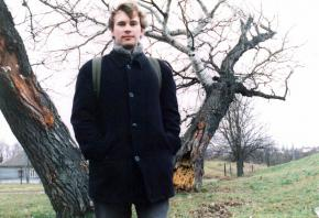 Simon Kozhin. At Suzdal, in the autumn of 2004.