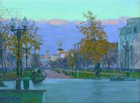 Simon Kozhin. Tsvetnoy Boulevard.