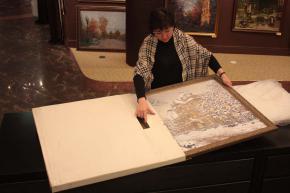 Simon Kozhin. Custody, care and handling of art objects