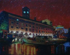 Simon Kozhin. Docks.