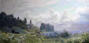 Семён Кожин. Ферапонтов монастырь.