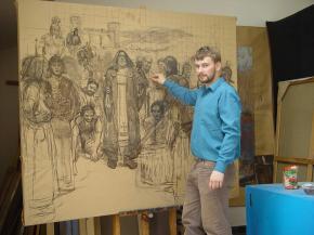Simon Kozhin. Cardboard