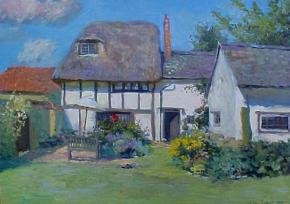 Simon Kozhin. English Court. Haddenham.