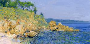Simon Kozhin. Wild beach. Odessa.