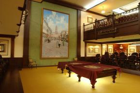 Simon Kozhin. Russian Billiard club.