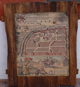 Simon Kozhin. Maps Old City Moscow.