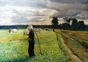 Семён Кожин. Пастушок