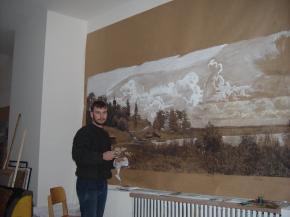 Simon Kozhin. Diplom