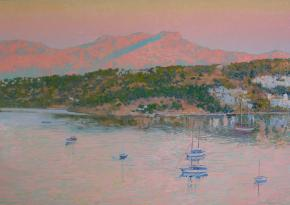 Simon Kozhin. Bodrum. Pink Sunrise.