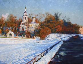 Семён Кожин. Церковь Ильи Пророка